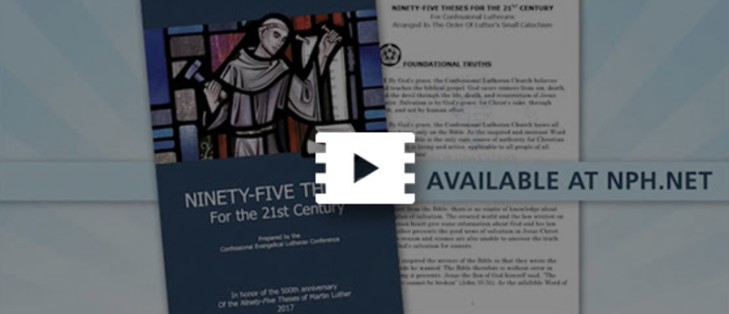 95 THESES FOR 21ST CENTURY